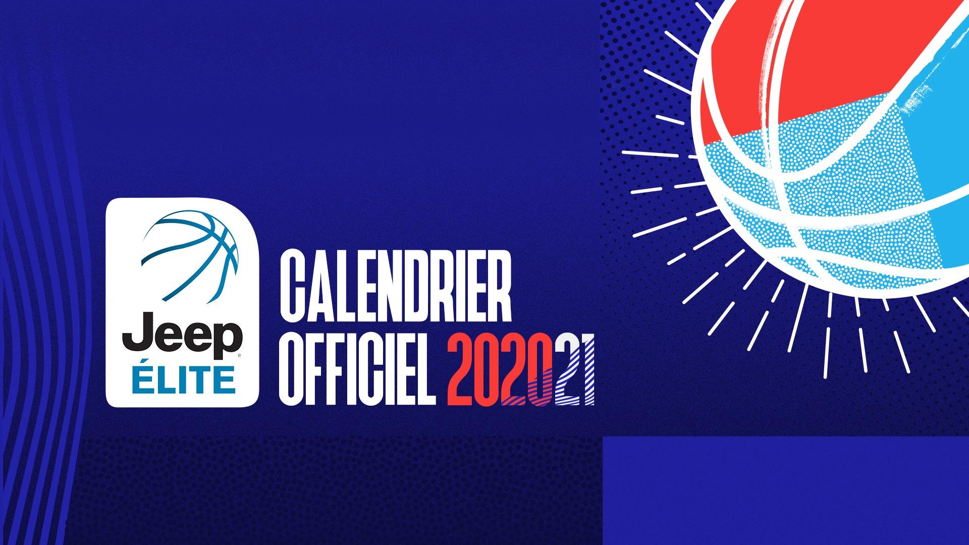 Calendrier Jeep Elite 2020 2021 : l'ASVEL débutera la saison à